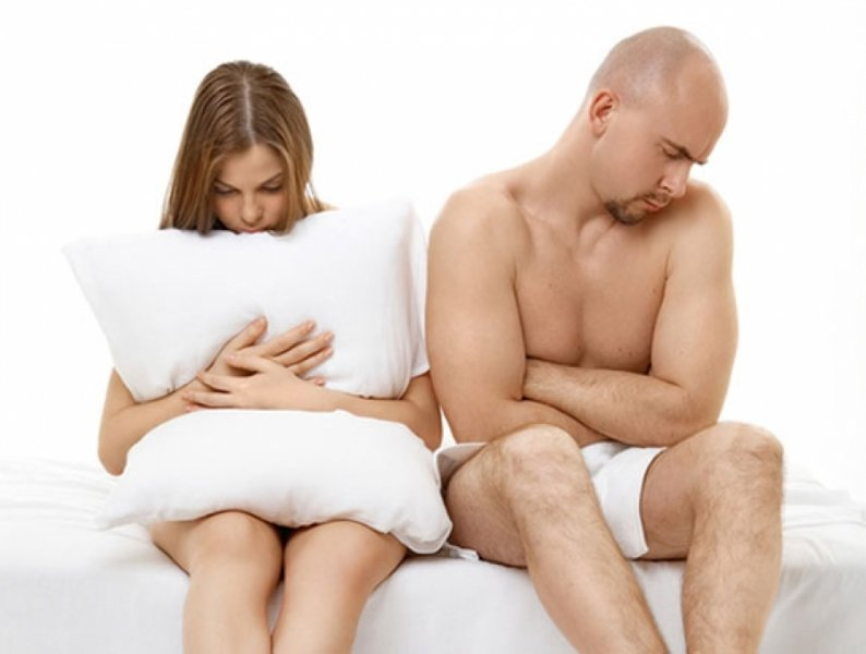 Erectile Dysfunction is often caused by sexual impulse control