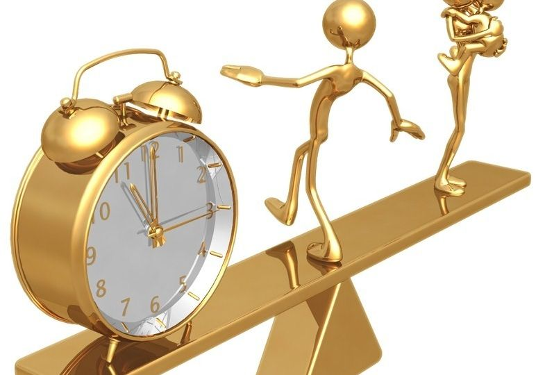 work relationship balance