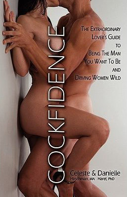 "Cover for sex therapy book ""Cockfidence"""