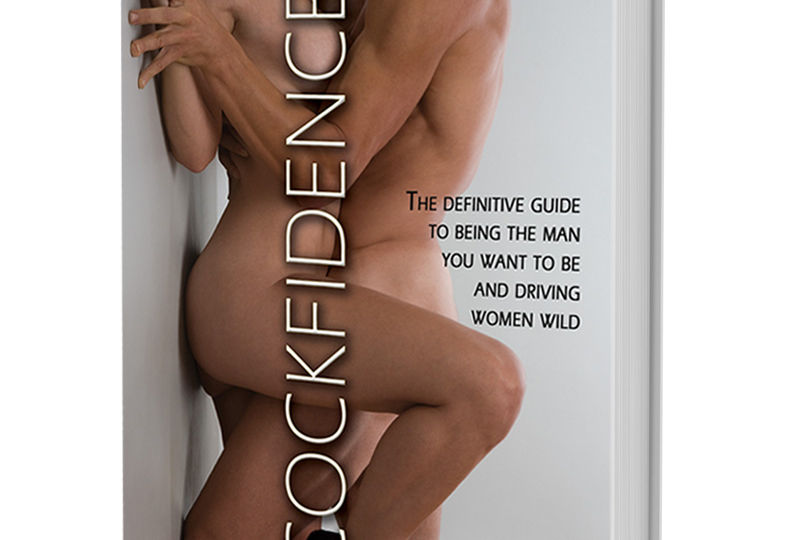 Cover of sex therapy book Cockfidence