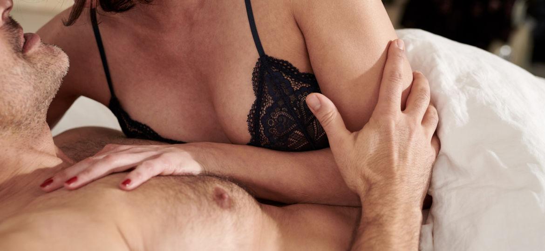 A cervical orgasm love story
